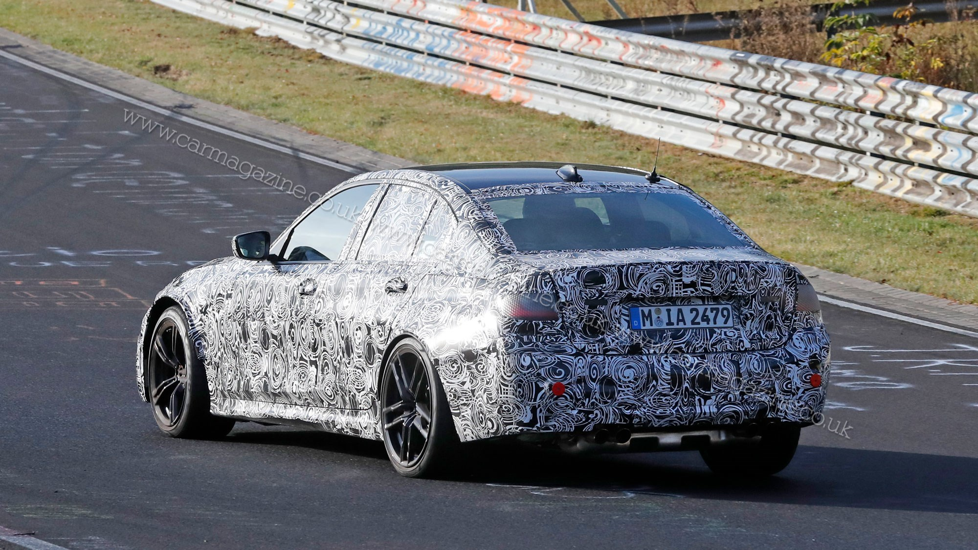New 2020 Bmw M3 G80 News Specs Prices Car Magazine
