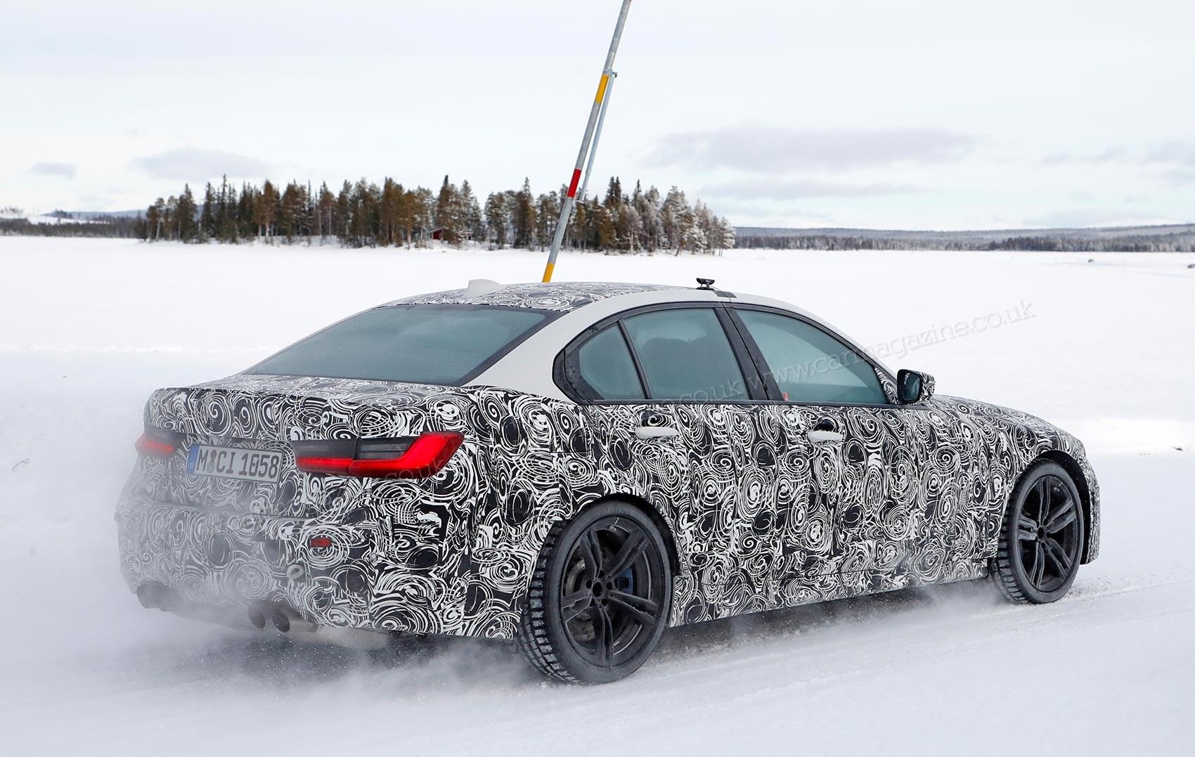 New 2020 BMW M3 (G80) news, specs, prices   CAR Magazine
