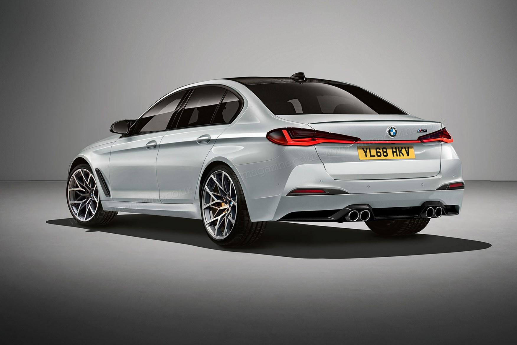 Bmw Serie 3 2018 Rendering >> New 2020 BMW M3 codenamed G80 revealed by CAR Magazine