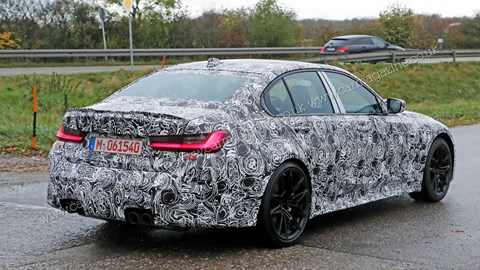 The new BMW M3 (2020): CAR magazine's artist impression reveals the G80