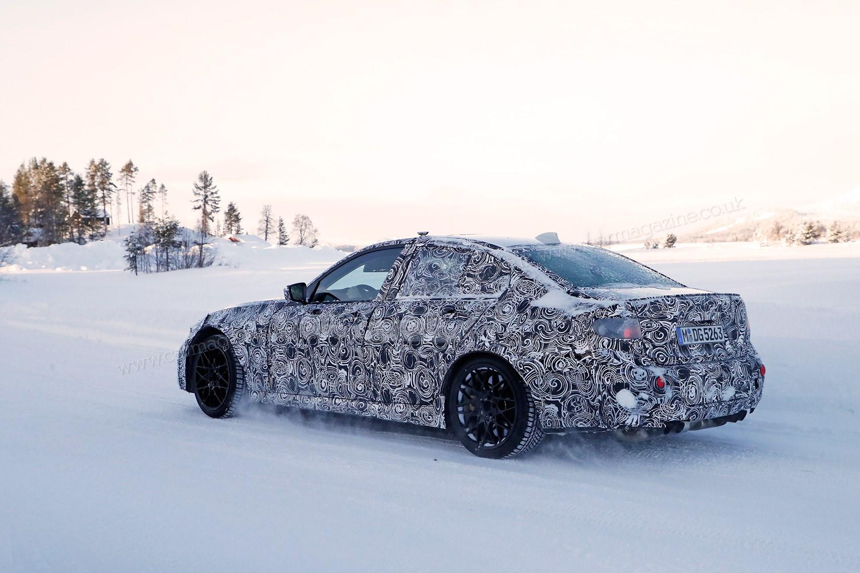 New 2020 Bmw M3 G80 News Specs Prices Car Magazine
