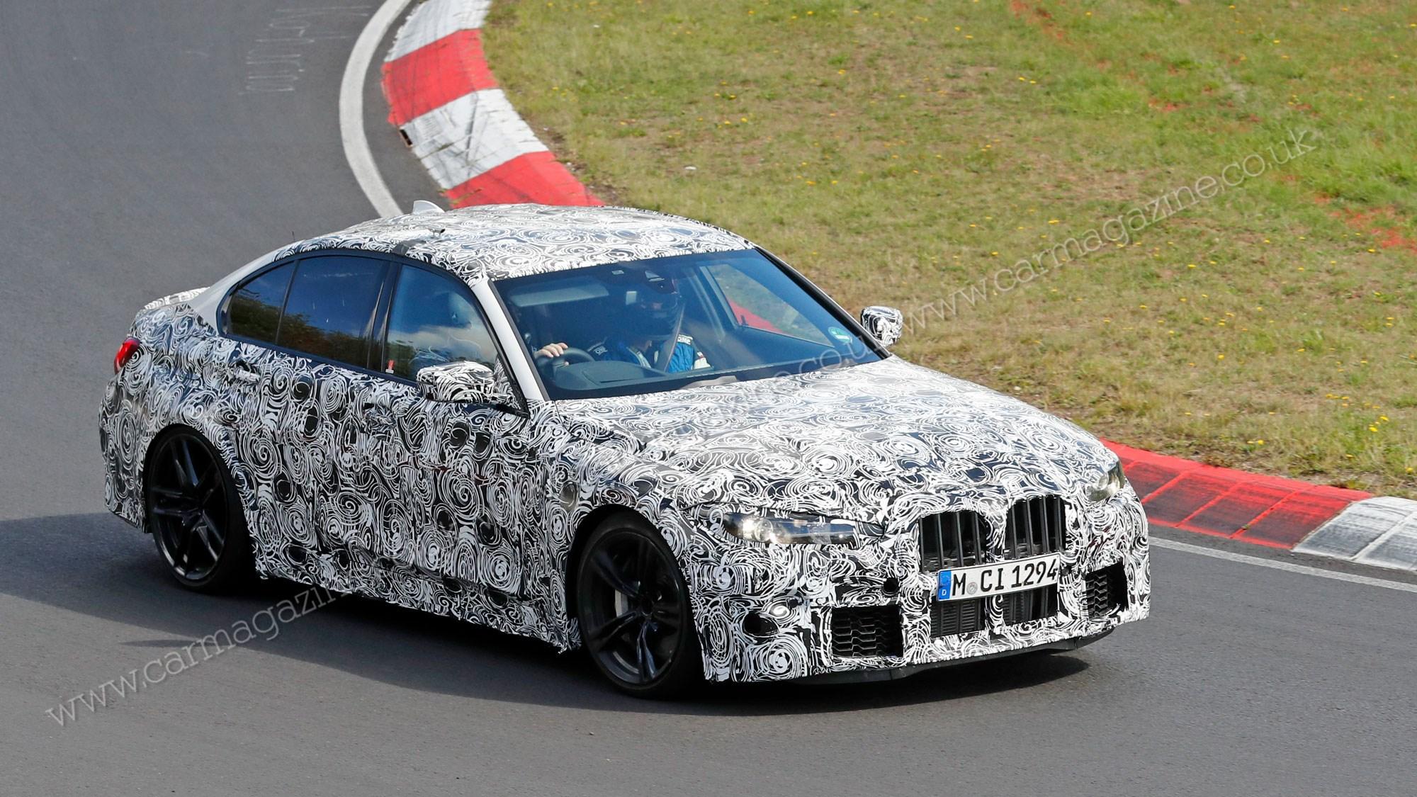 BMW New Car >> New 2020 Bmw M3 G80 News Specs Prices Car Magazine