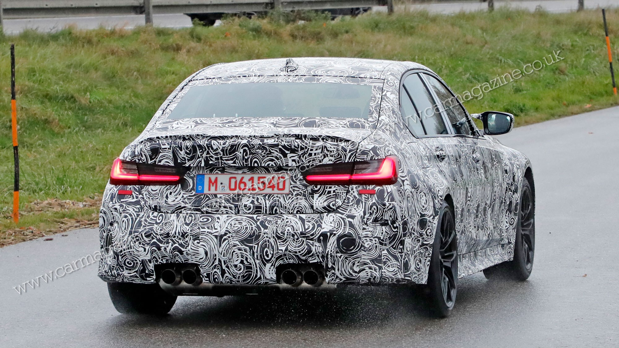 New 2020 BMW M3: fresh pictures of hot 3-series