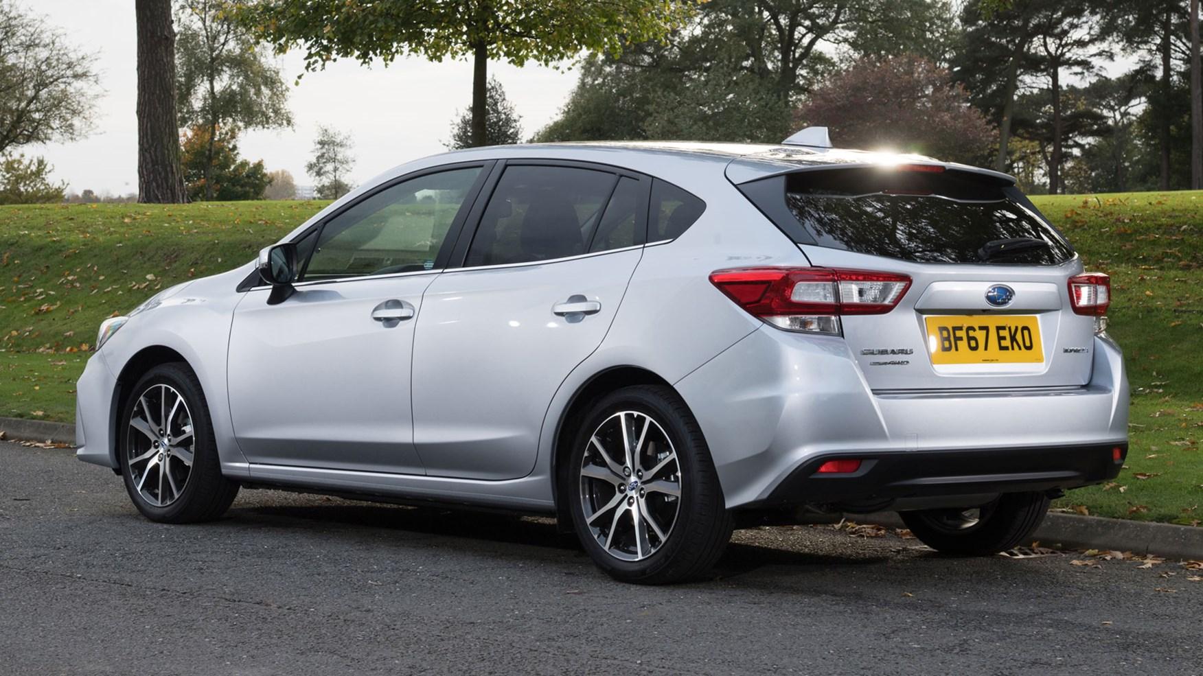 Subaru Impreza (2018) review by CAR Magazine