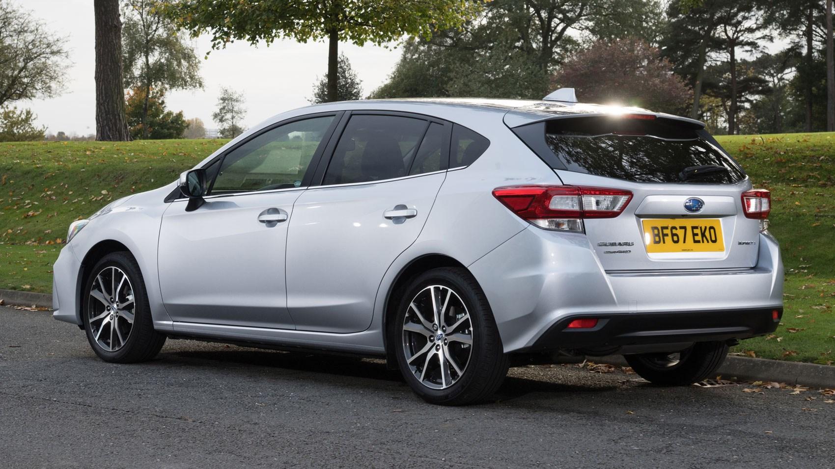 Car Magazine Subaru Impreza Review