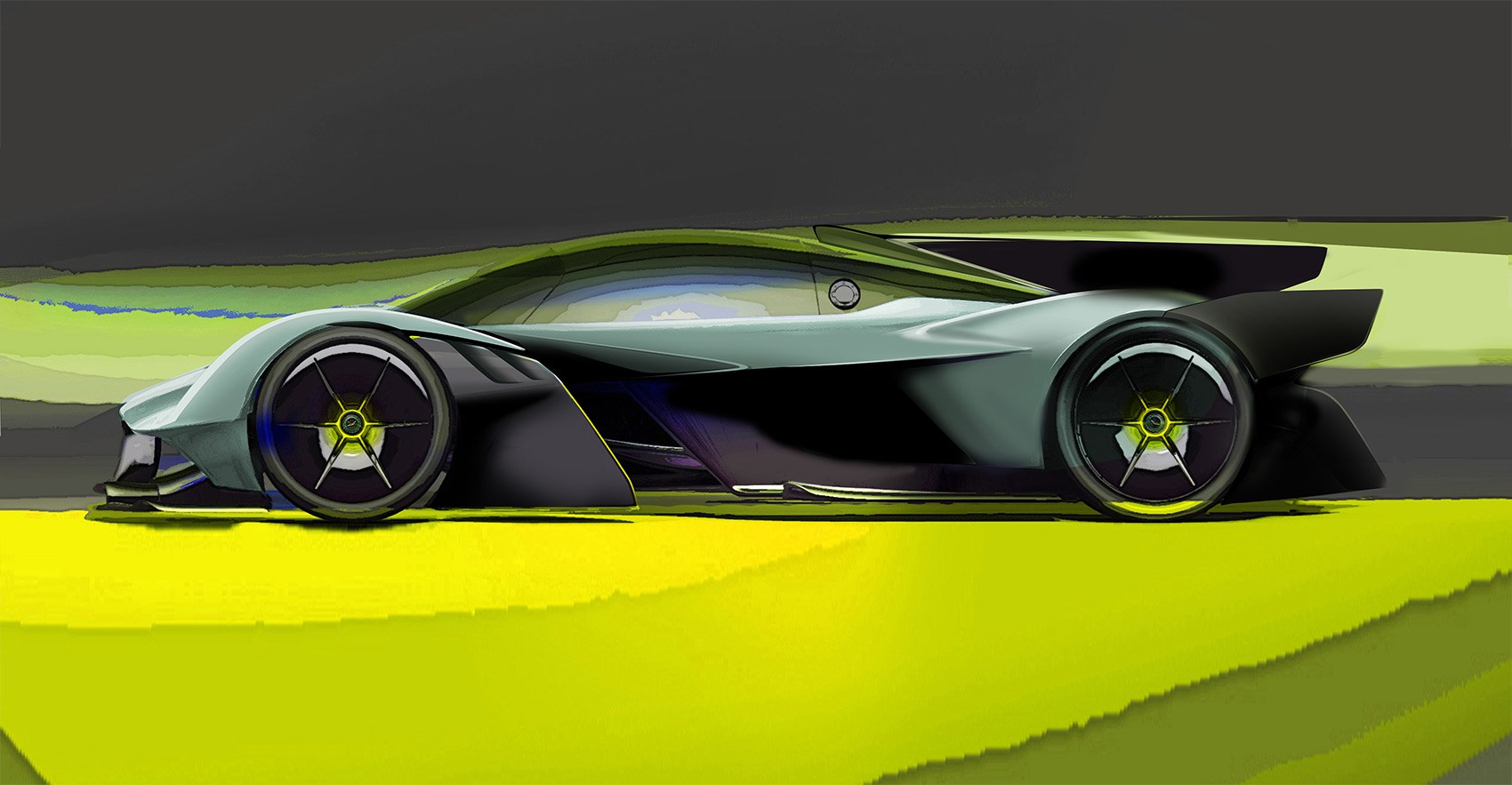 Aston Martin Valkyrie Amr Pro Revealed In Pictures Car Magazine