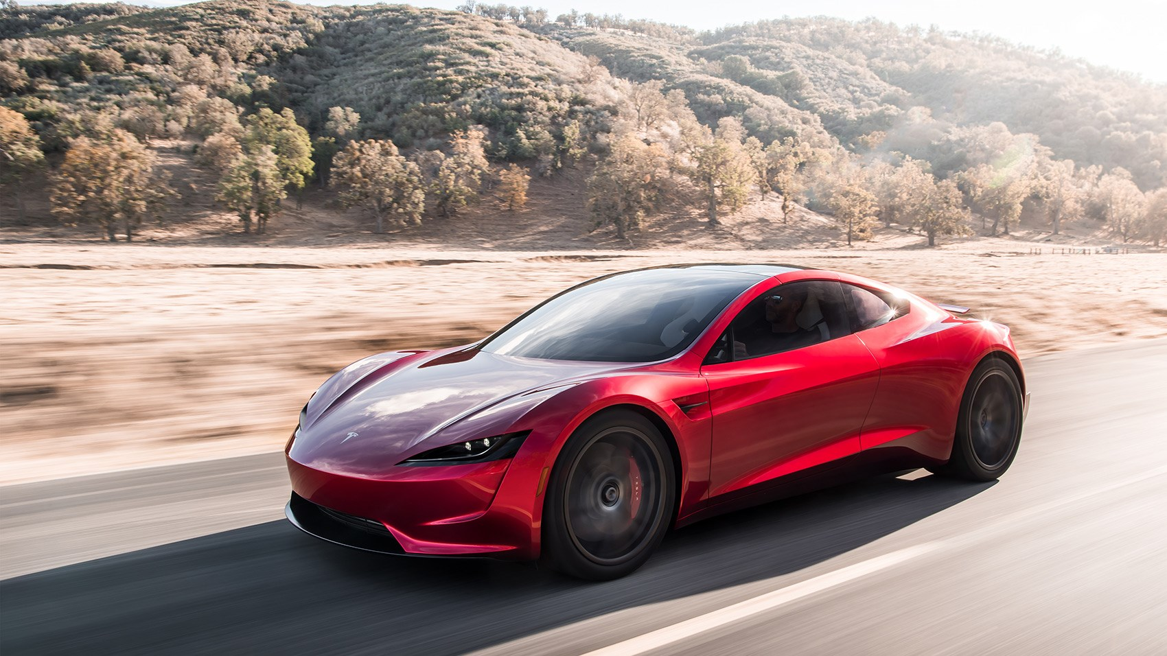 New Tesla Roadster Electric Hypercar Spotted On The Road