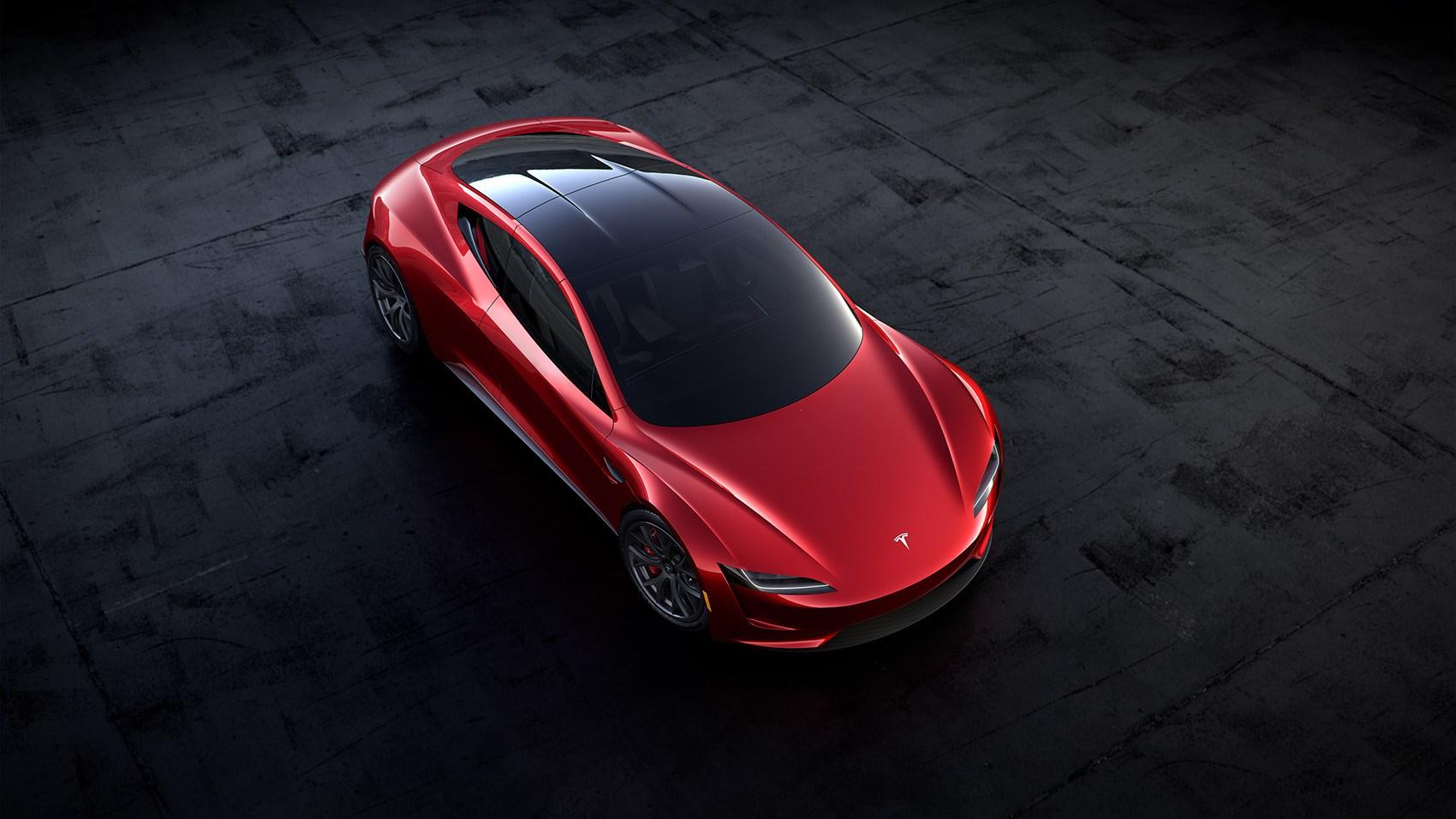 New Tesla Roadster The Car Lowdown Car Magazine