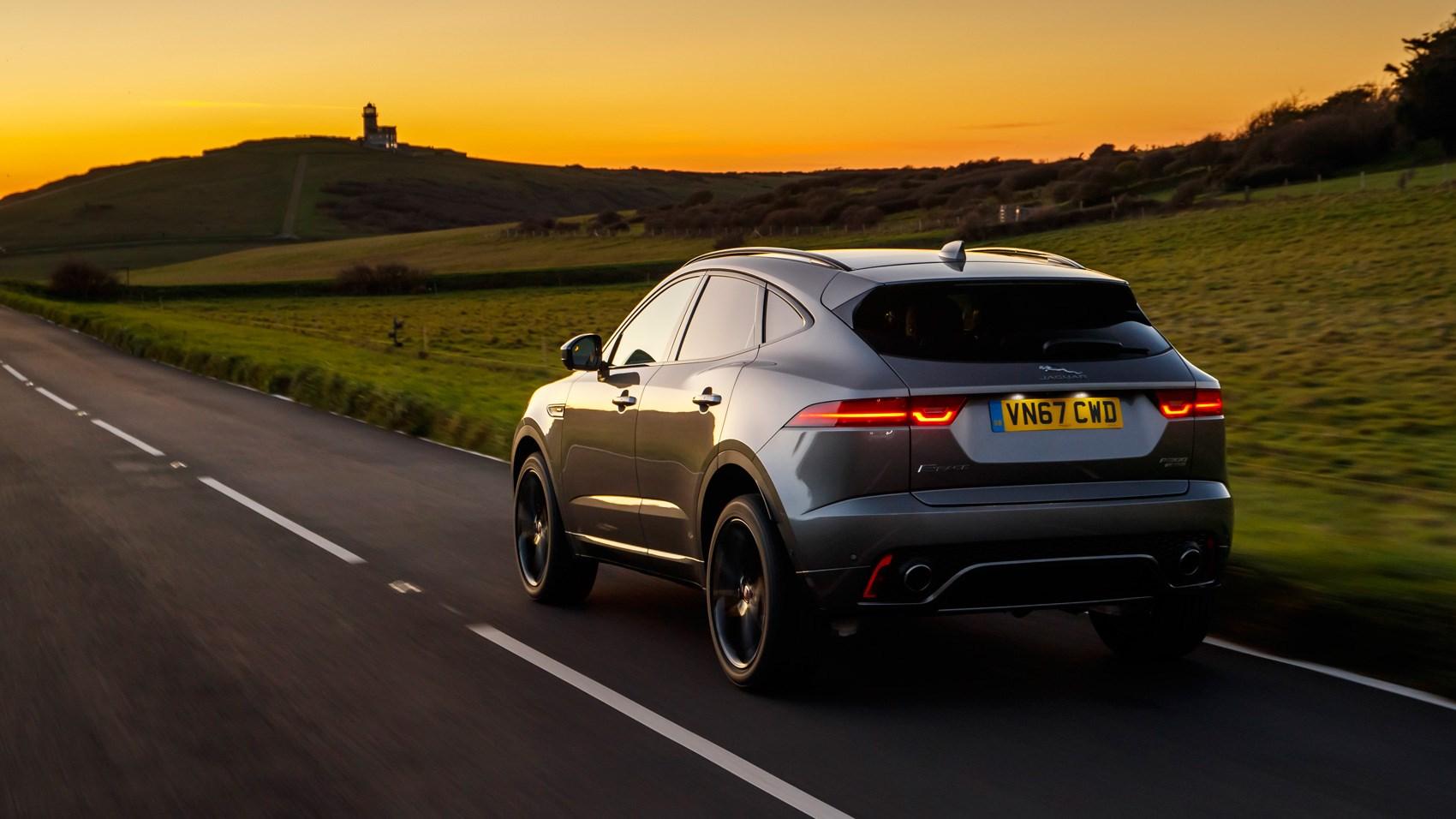 Auto Lease Deals >> Jaguar E-Pace SUV (2017) review | CAR Magazine