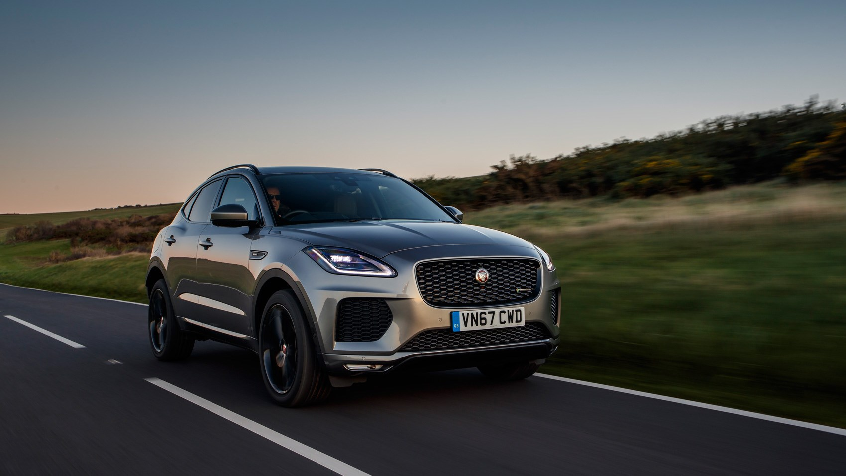 The E-Pace is blissfully comfortable even when you're pushing it around  corners at speed or in less-than-ideal conditions and its all-wheel drive  ...