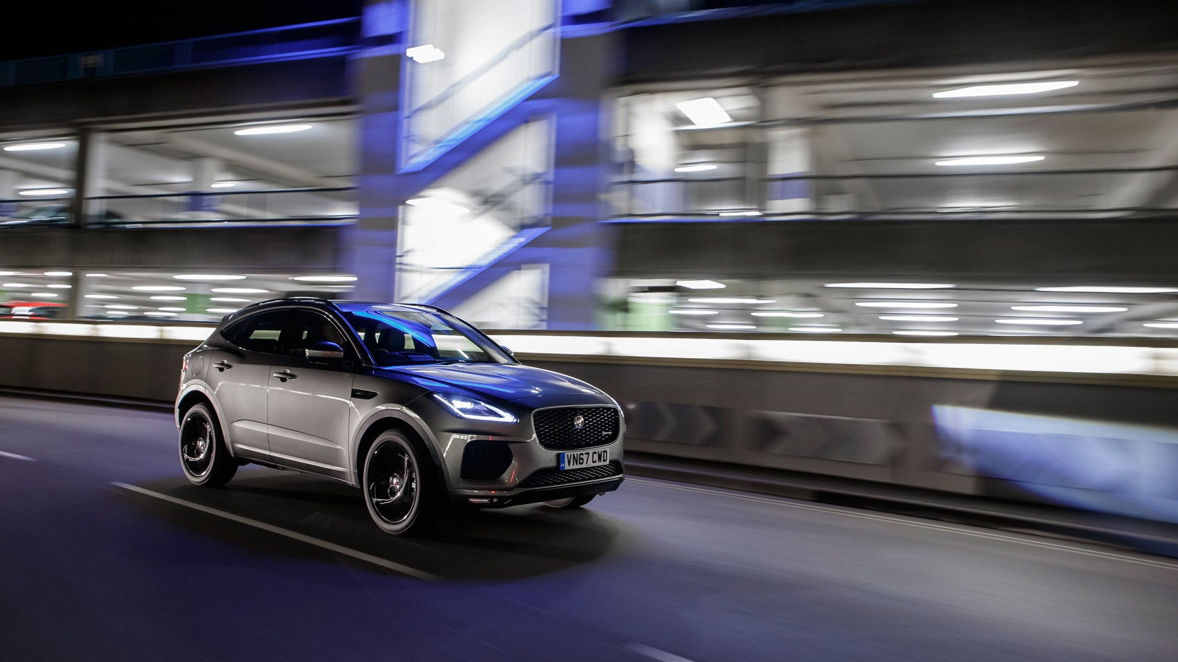 Suv Lease Deals >> Jaguar E-Pace SUV (2017) review | CAR Magazine