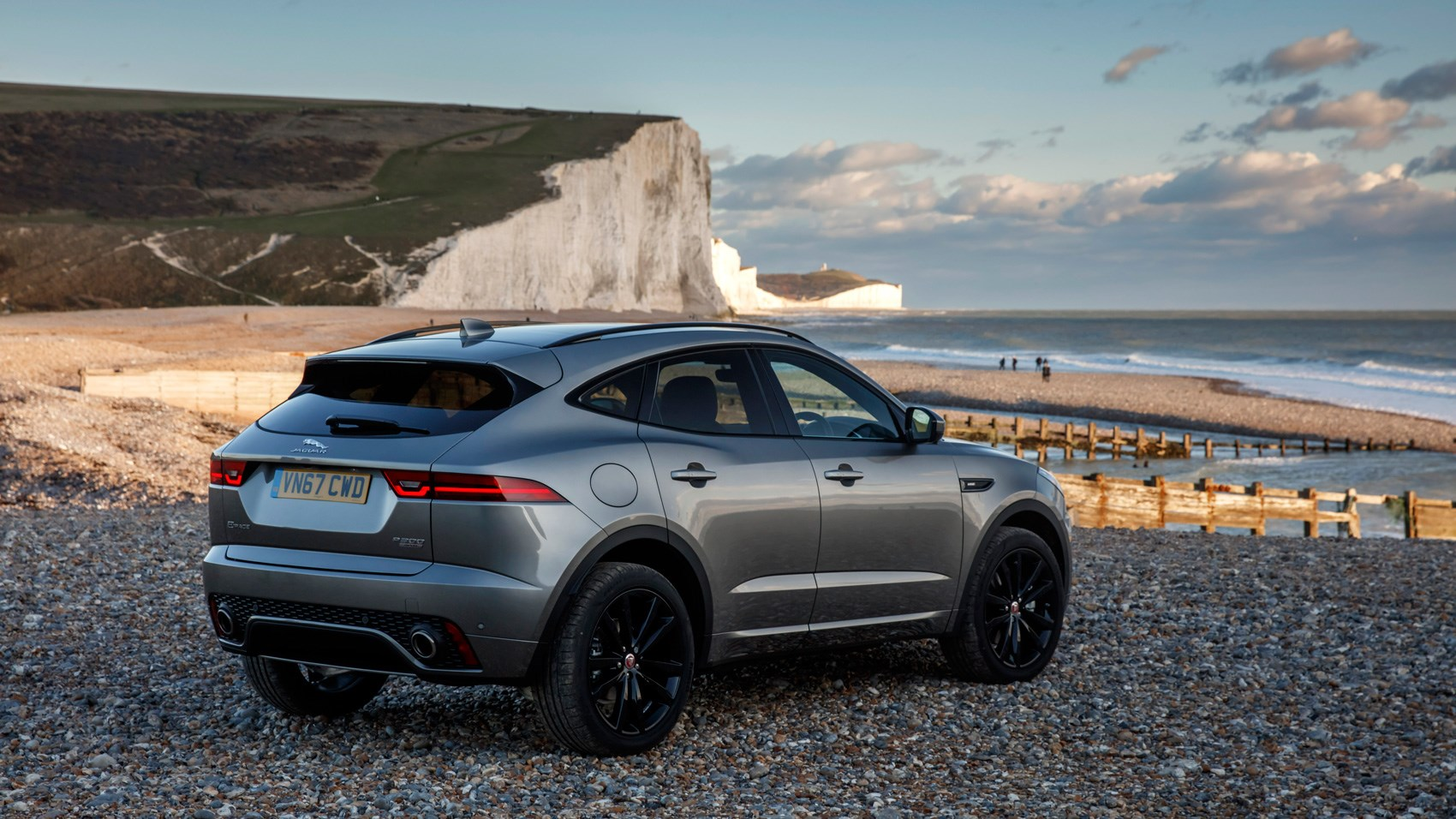 Jaguar E-Pace review by CAR magazine