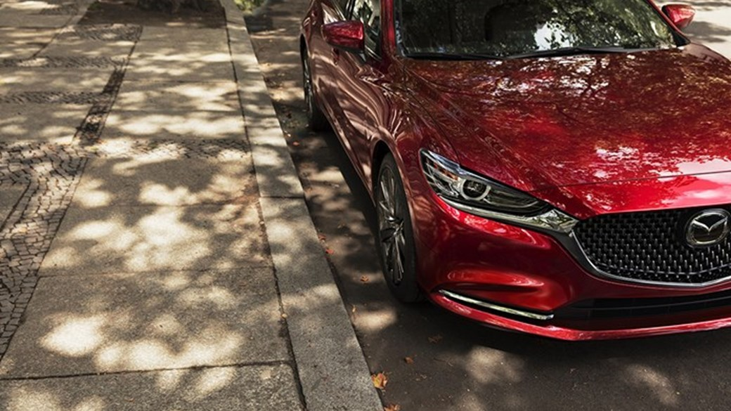 2018 Mazda 6 facelift at 2017 LA show | CAR Magazine