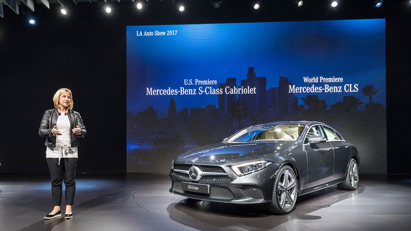 New Mercedes CLS Everything You Need To Know CAR Magazine - Mercedes car show 2018