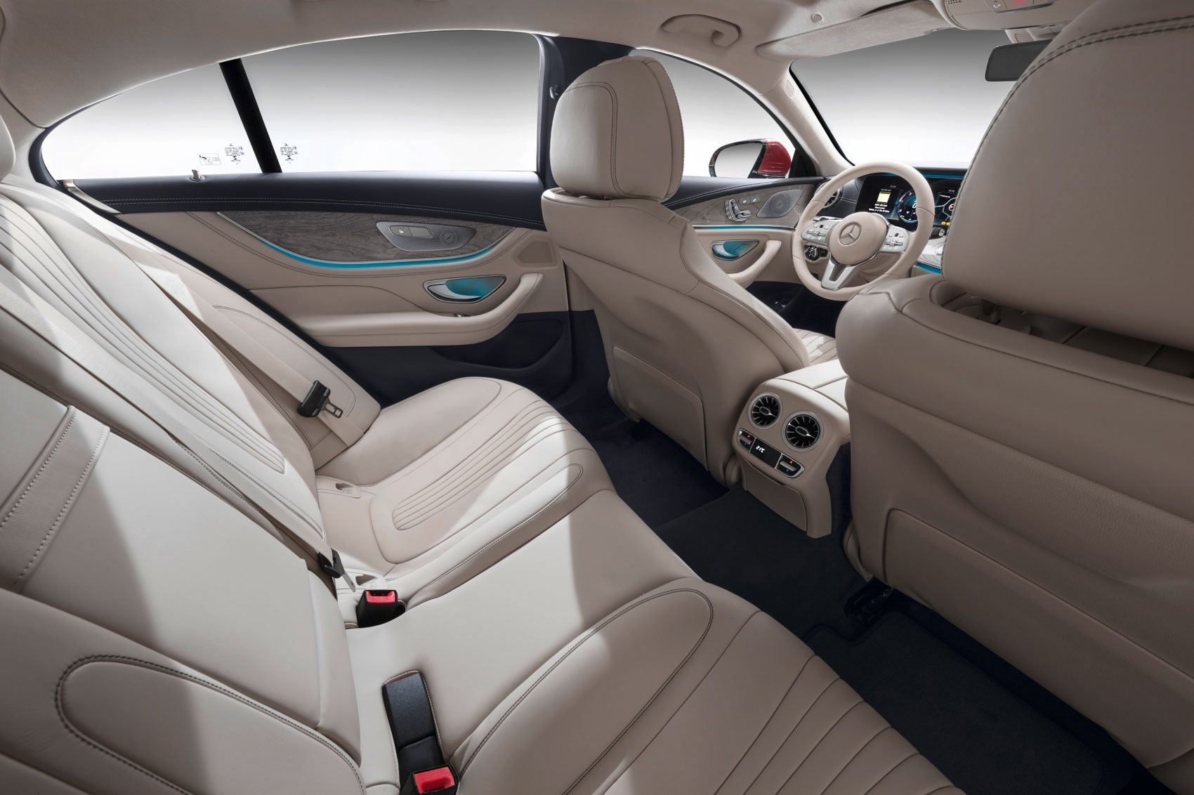 new mercedes cls 2018 everything you need to know by car magazine. Black Bedroom Furniture Sets. Home Design Ideas