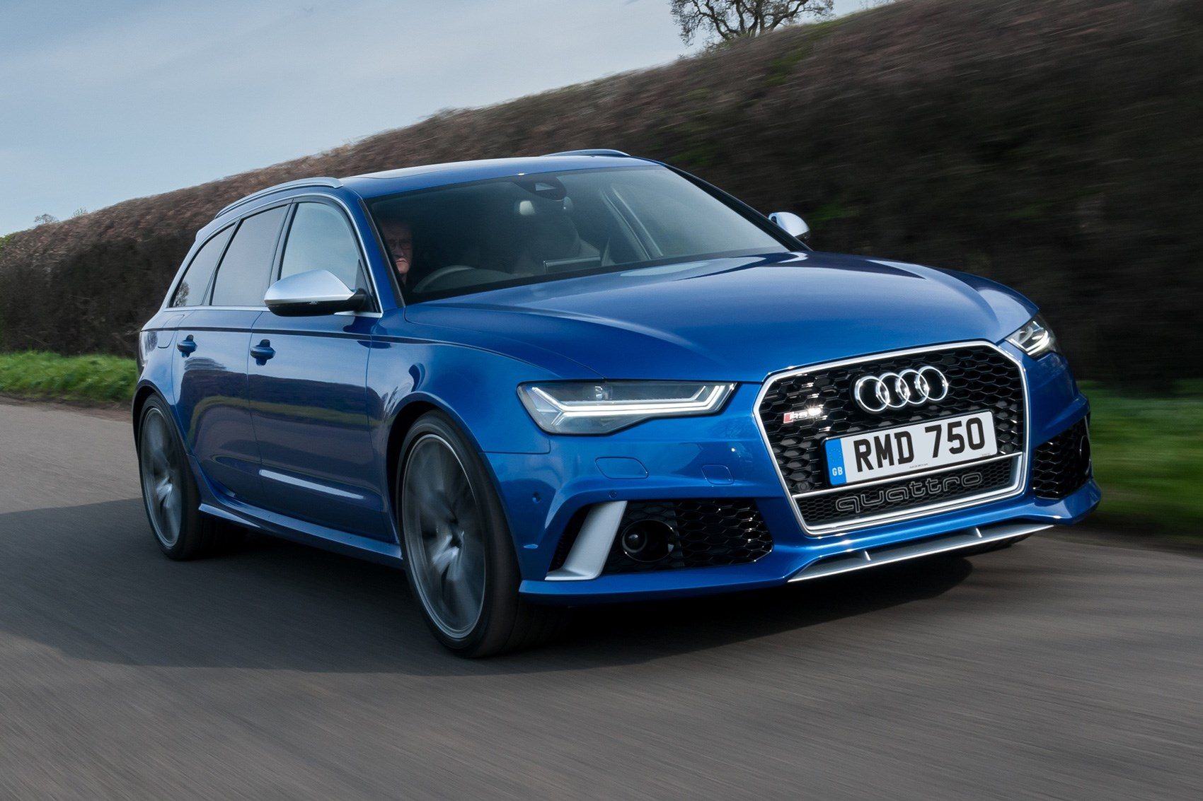 audi rs6 avant performance 2017 review by car magazine. Black Bedroom Furniture Sets. Home Design Ideas