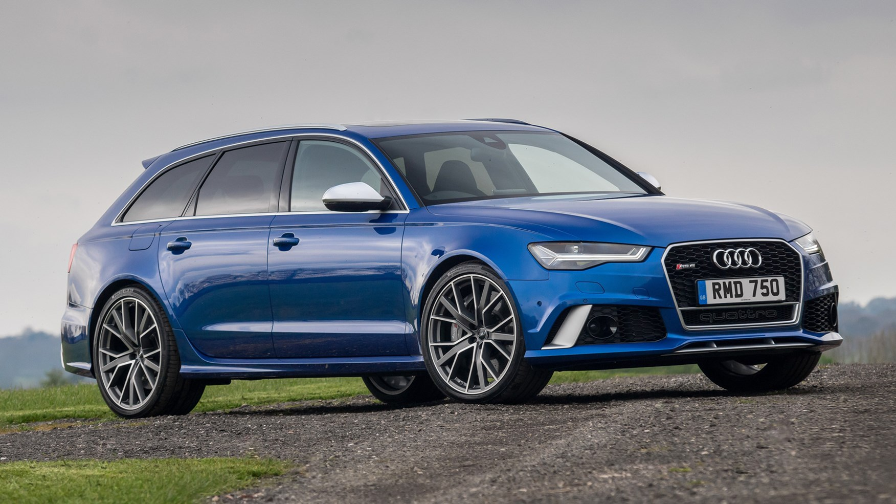 Audi Rs6 Avant Performance 2017 Review Car Magazine