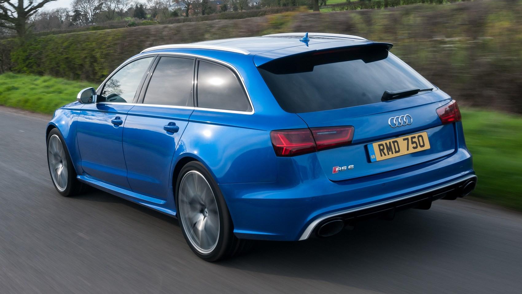Audi Rs6 Inside >> Audi RS6 Avant Performance (2017) review | CAR Magazine
