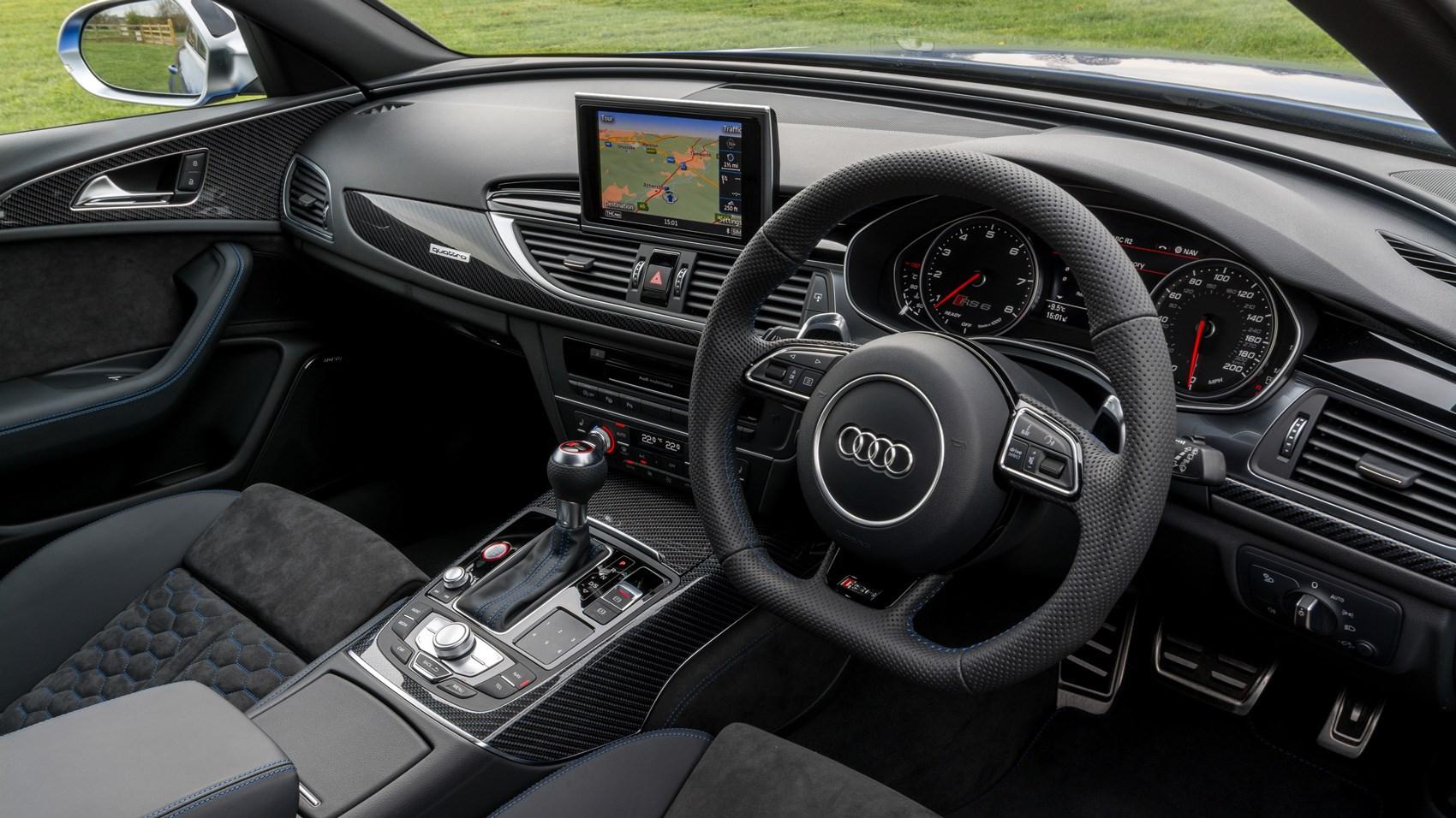 Audi Rs6 Avant Performance 2017 Review Car Magazine