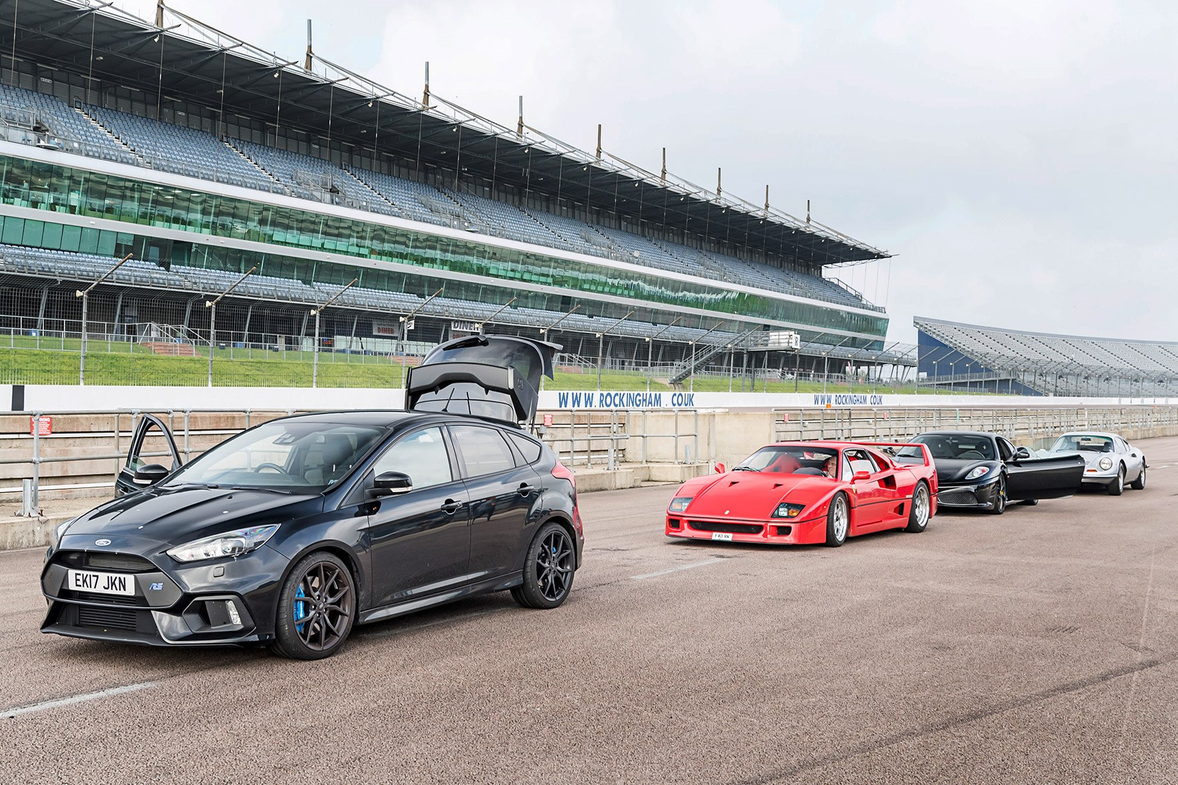 Ford Focus Rs S 345bhp Was Supercar Territory 25 Years Ago