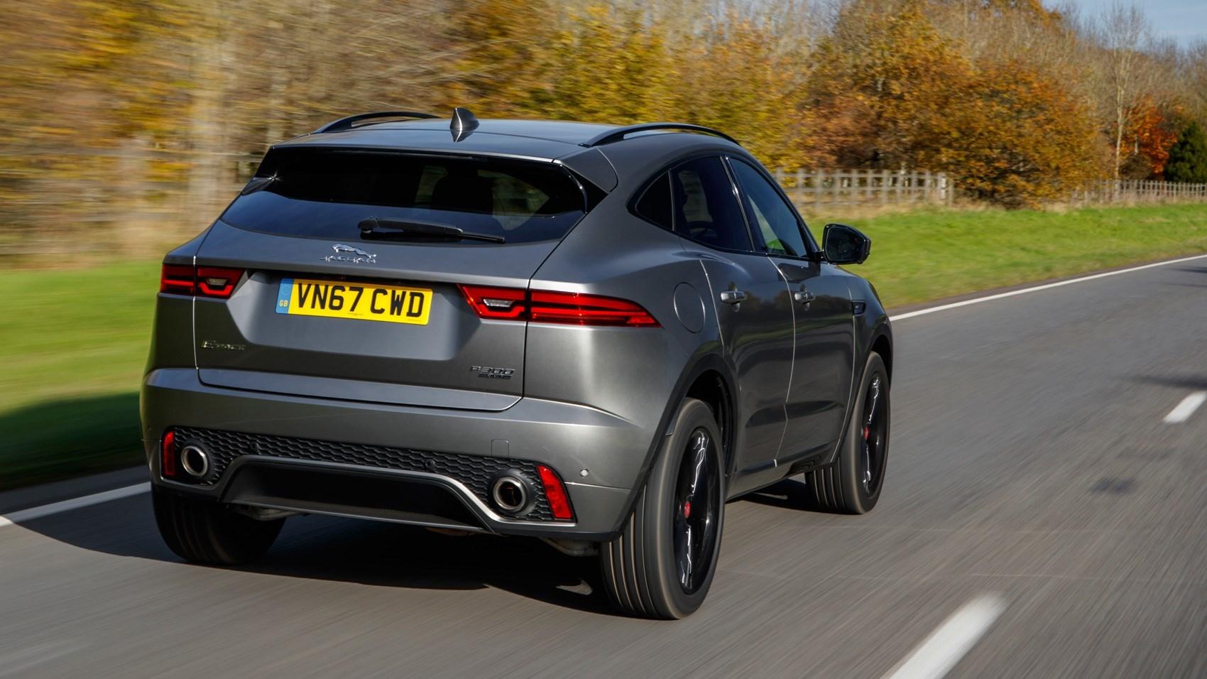 Jaguar E-Pace   CAR Magazine