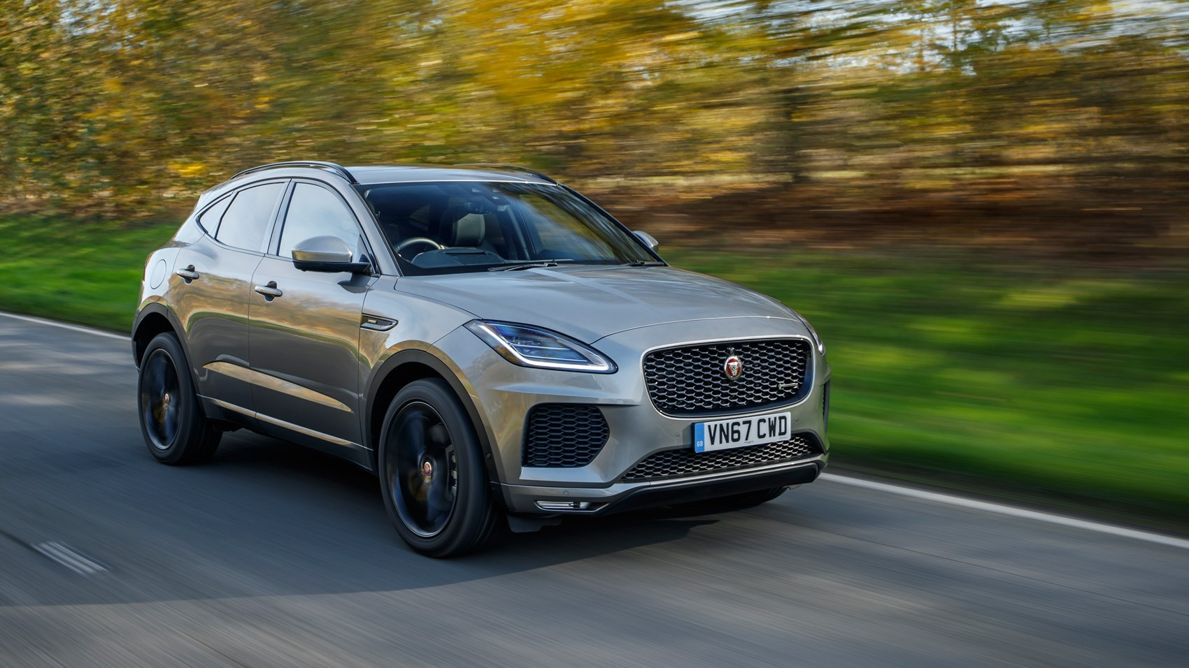 Hyundai Lease Deals >> Jaguar E-Pace by CAR Magazine