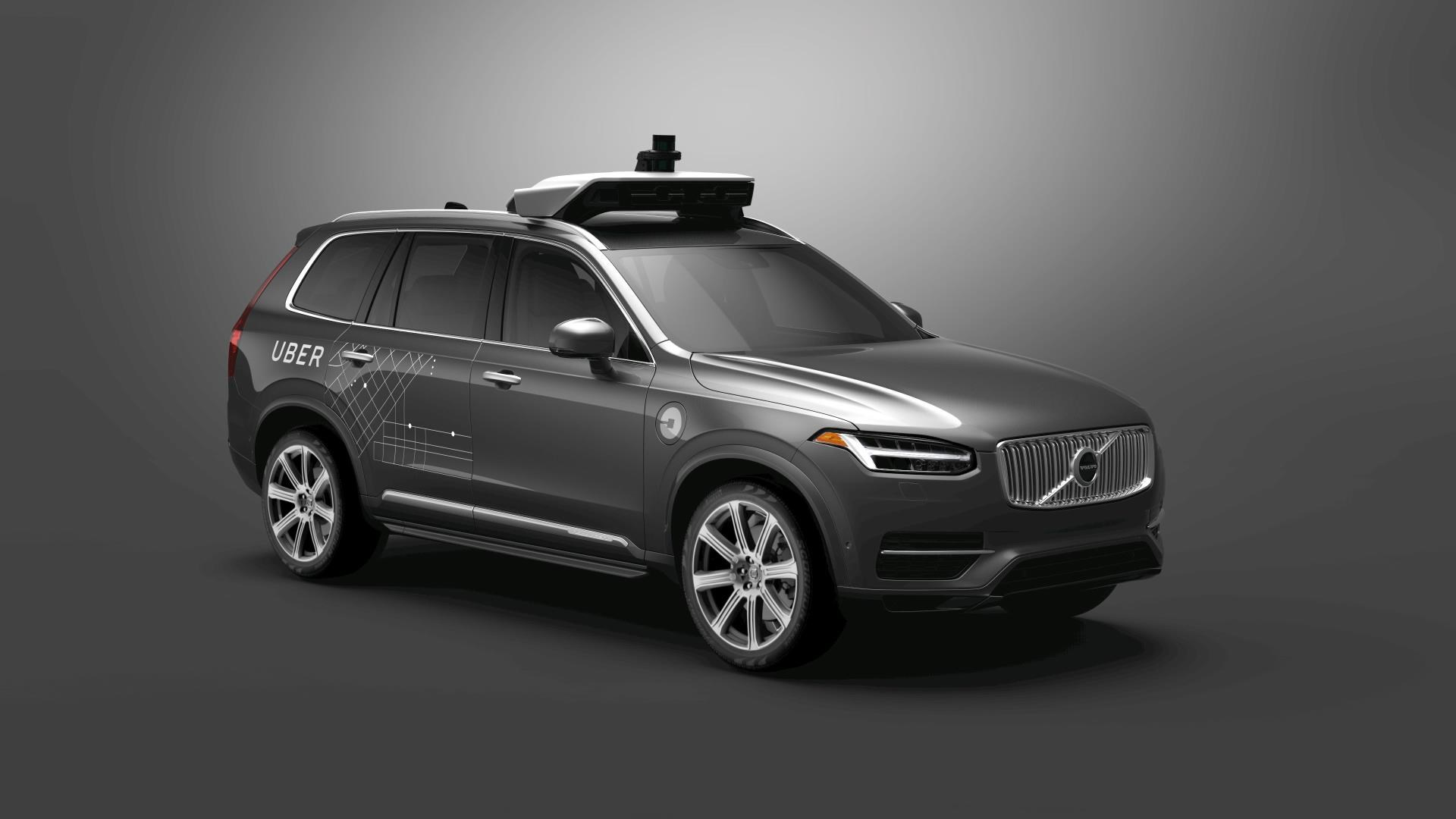 Uber files patent to reduce motion sickness for autonomous vehicle passengers