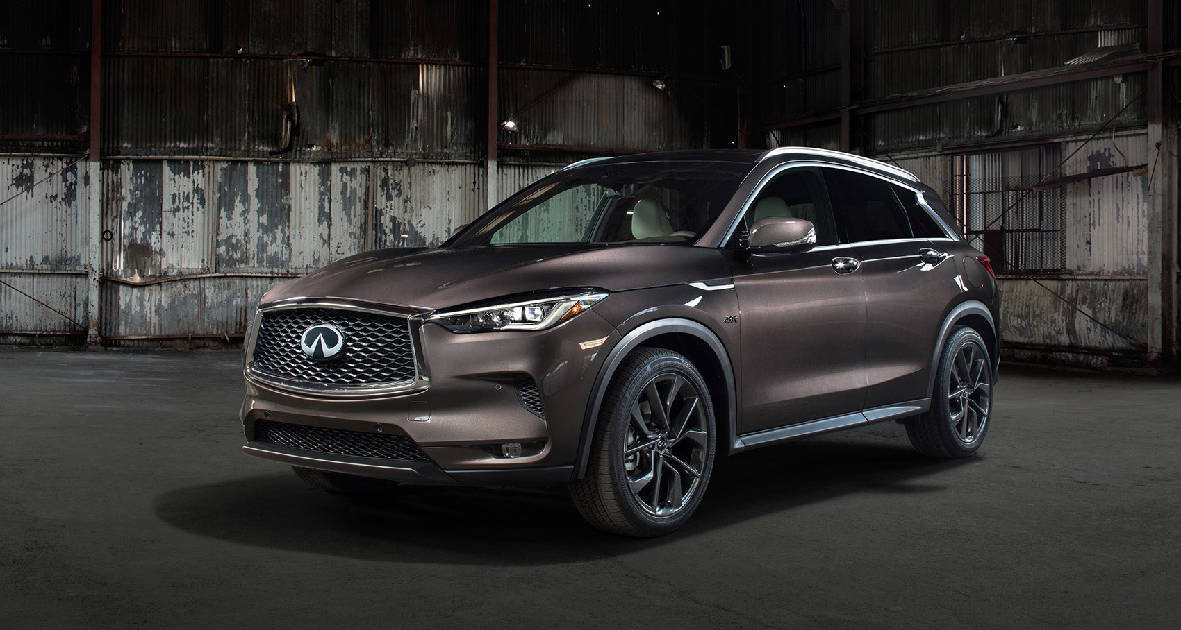 Infiniti QX At The LA Auto Show CAR Magazine - La auto show car debuts