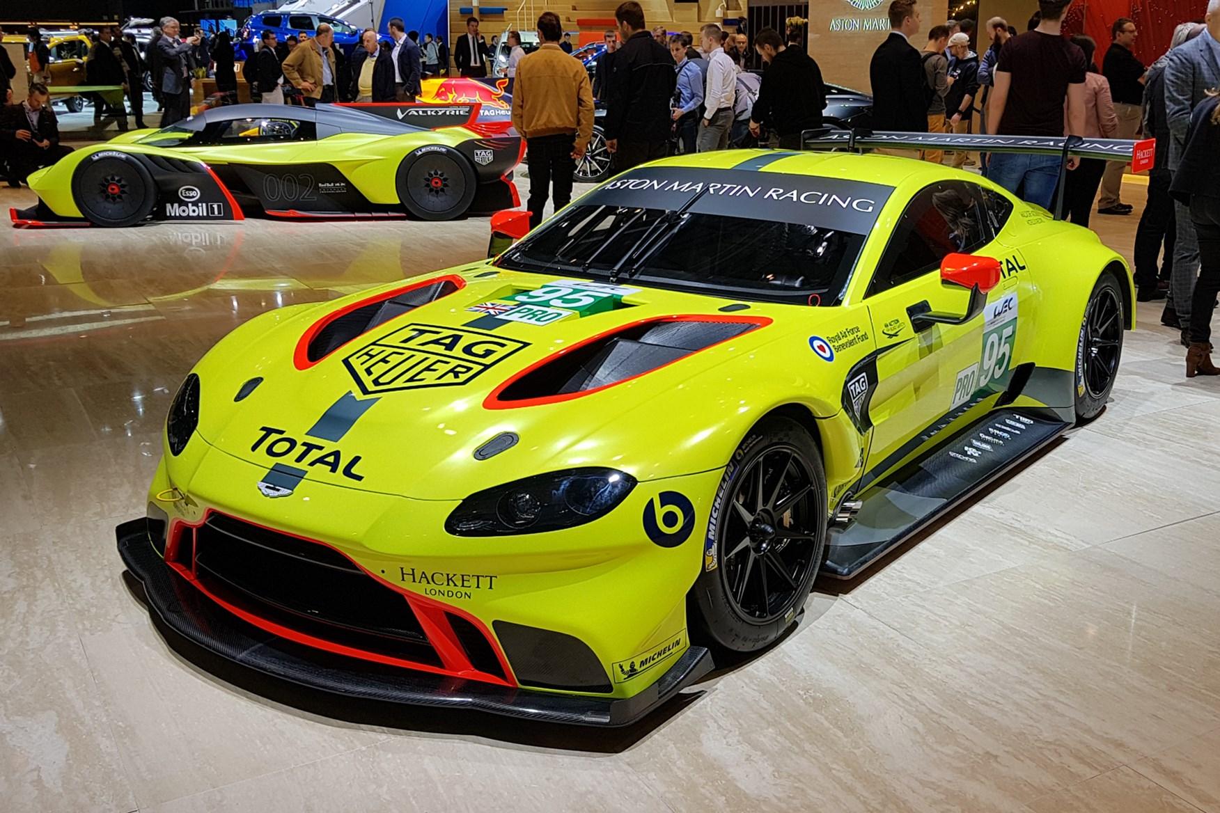 Meet The World Eater New Aston Martin Racing Vantage Gte Revealed Car Magazine