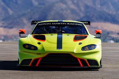 AMR Vantage GTE front