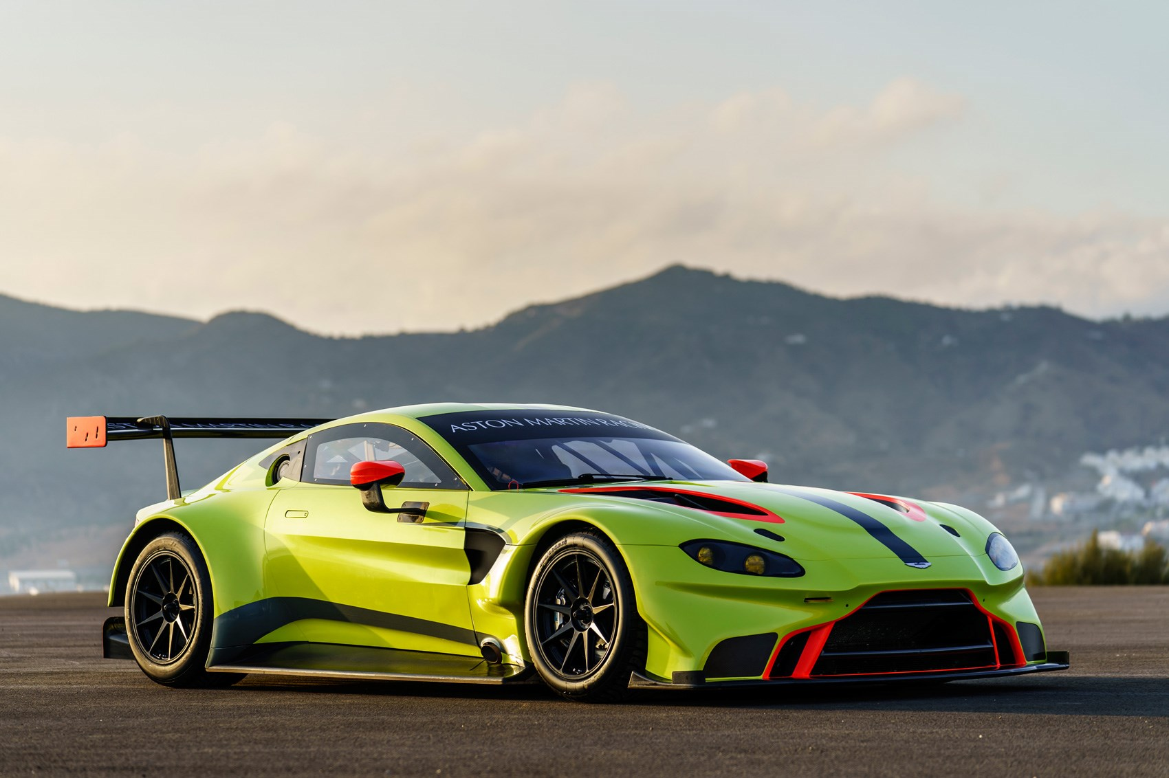 Meet the world-eater new Aston Martin Racing Vantage GTE revealed