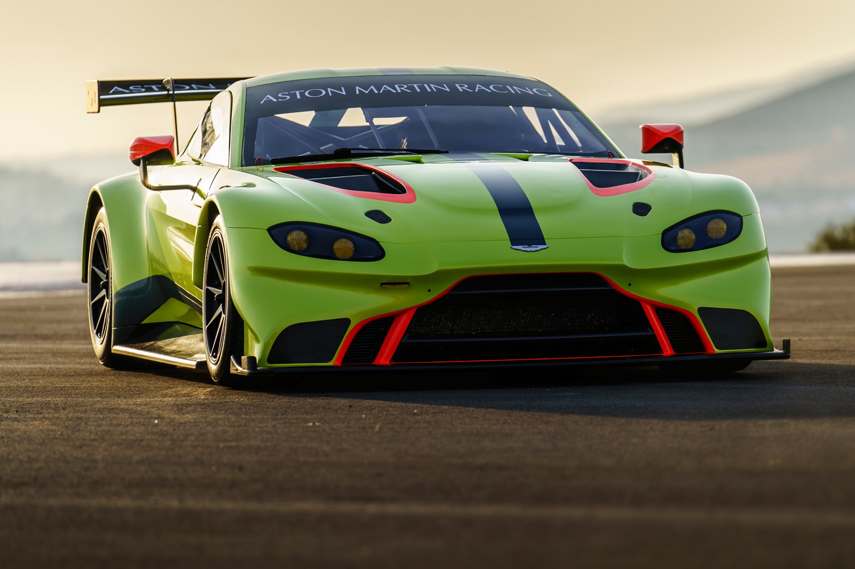 Meet The World Eater New Aston Martin Racing Vantage Gte