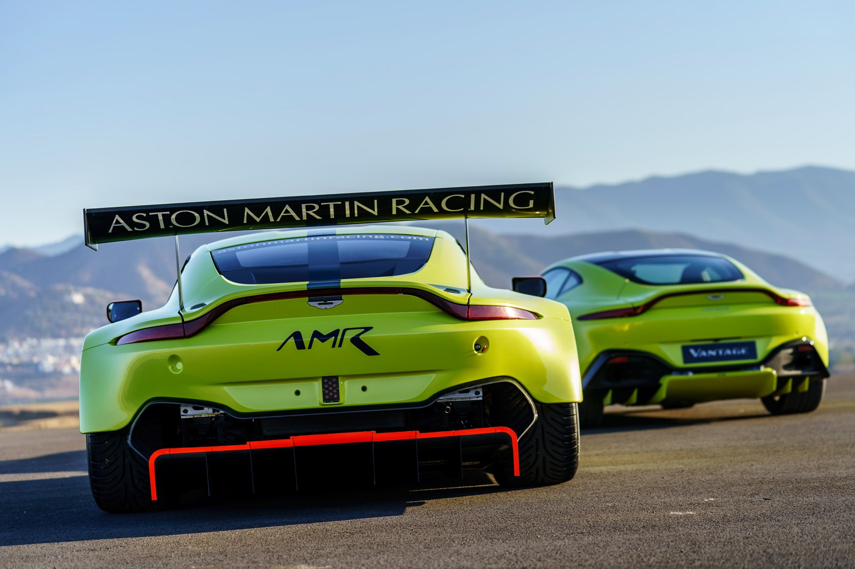 Meet The World Eater New Aston Martin Racing Vantage Gte Revealed