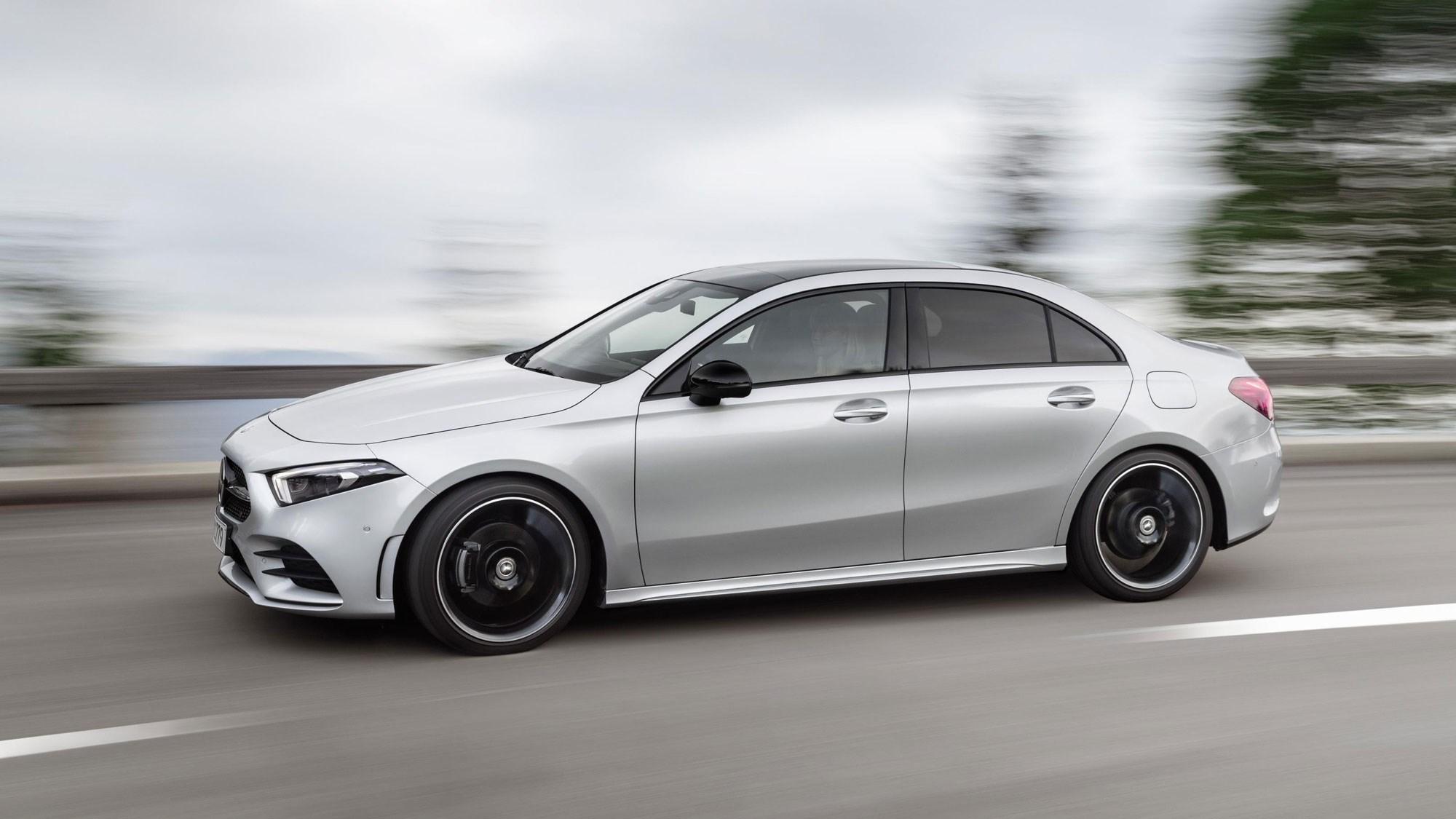New Mercedes A Class Hatchback The Car Lowdown Car Magazine
