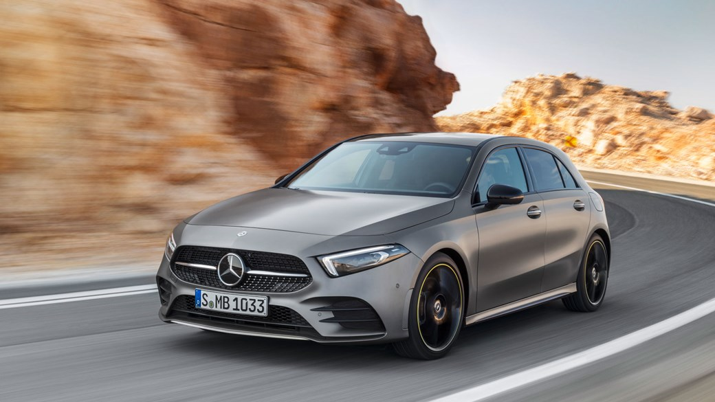 Mercedes A 2018 >> New Mercedes A Class New Diesel Engine Options On Offer Car Magazine