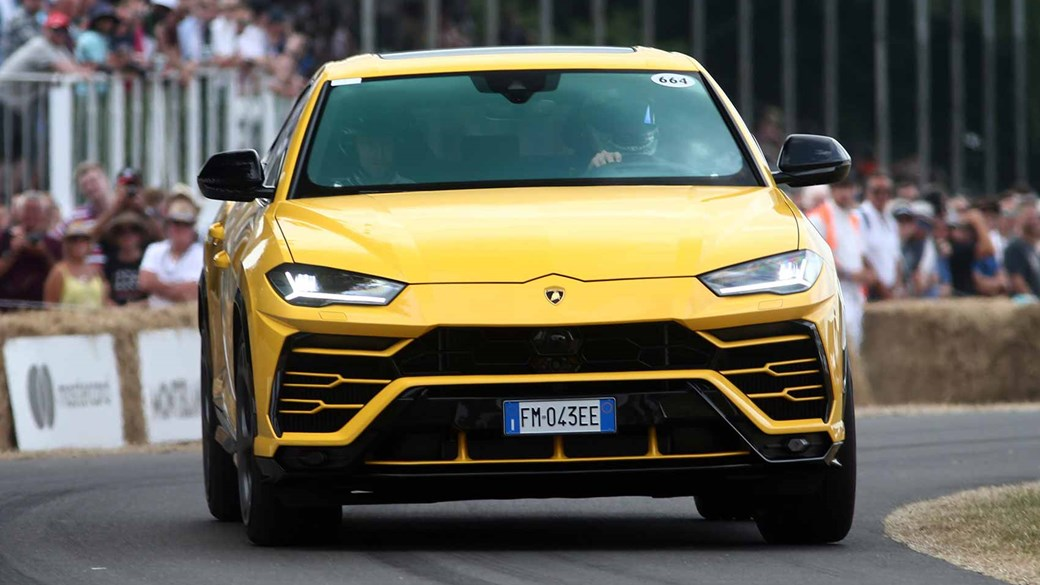 lamborghini urus suv uk review car magazine