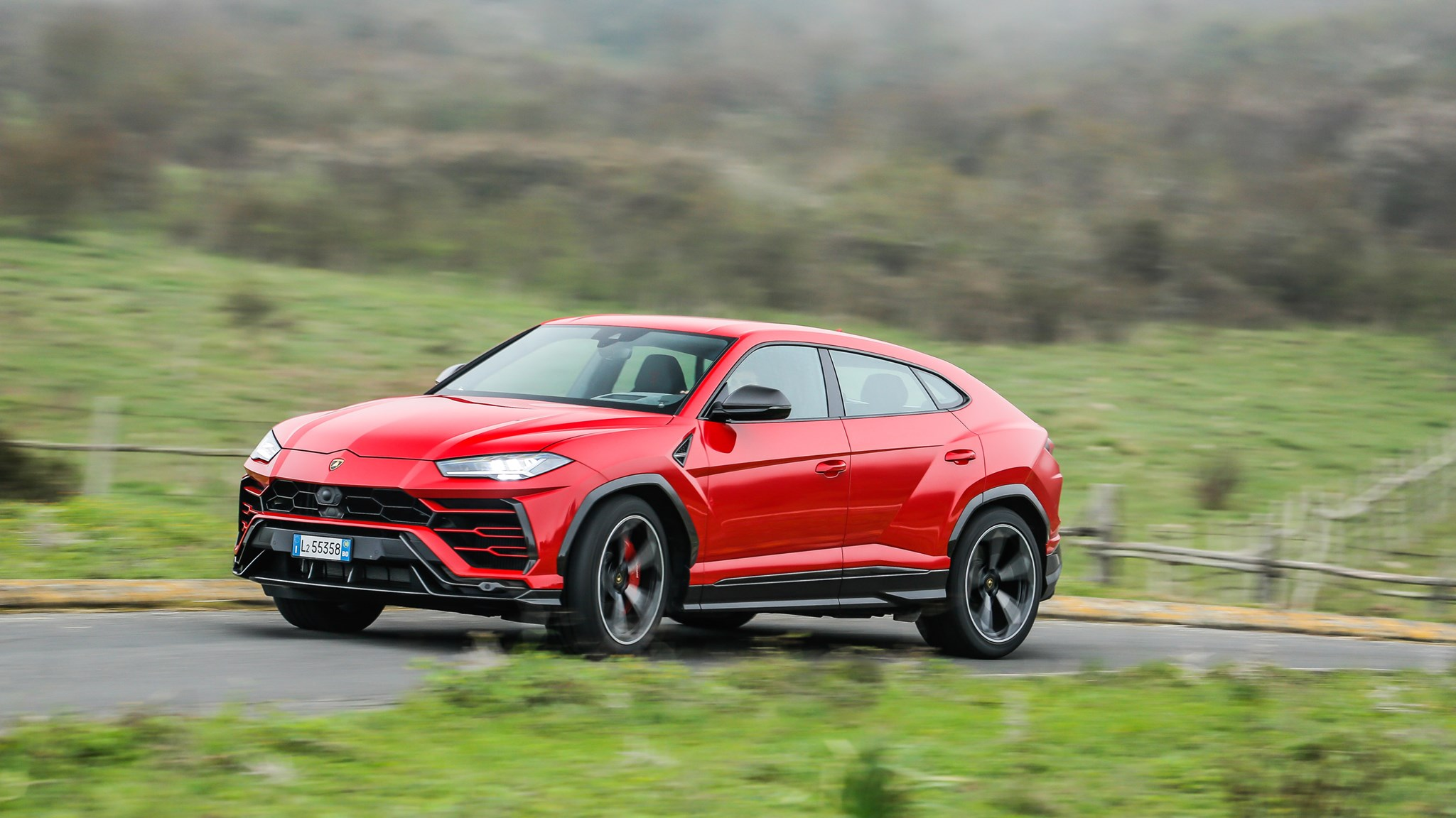 Lamborghini Urus 2018 review: one of a kind  CAR Magazine