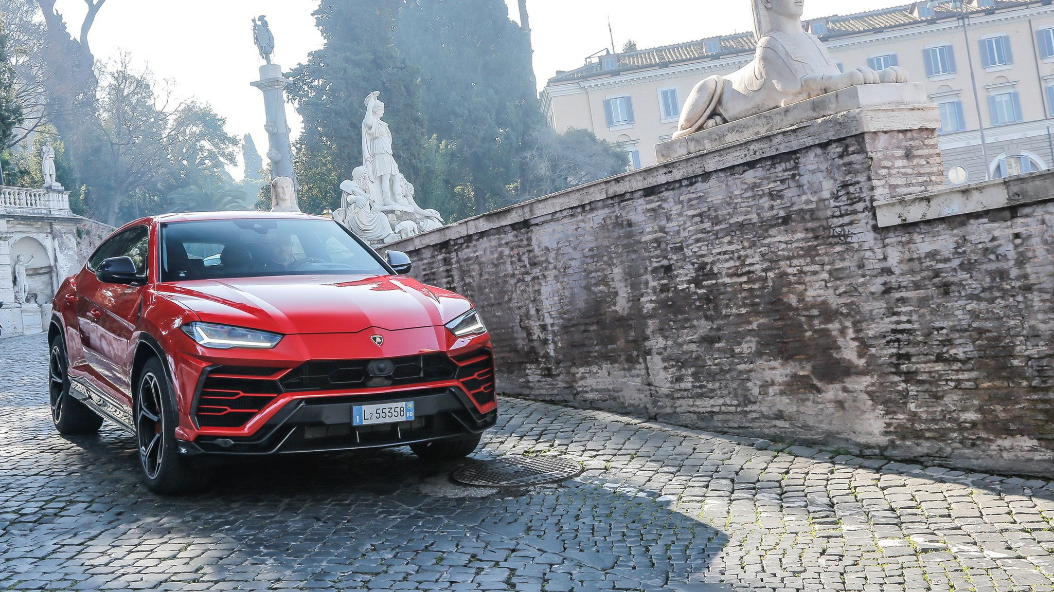 lamborghini urus suv uk review car magazinehot on the heels of the urus will be alternatives from rolls royce, aston martin and ferrari, so lamborghini needs to make its mark before the waters become