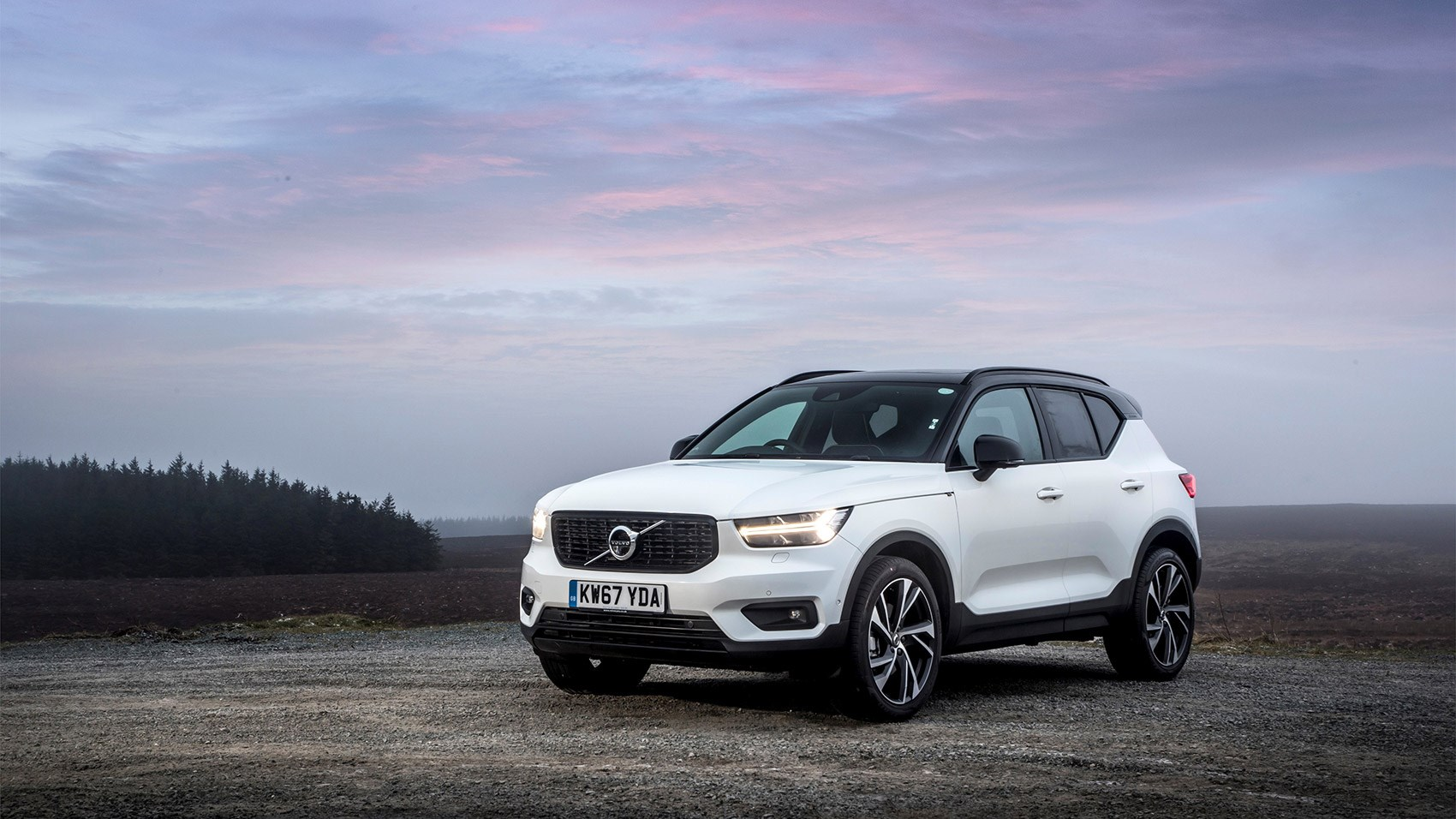 volvo xc40 suv review specs prices pictures car magazine. Black Bedroom Furniture Sets. Home Design Ideas