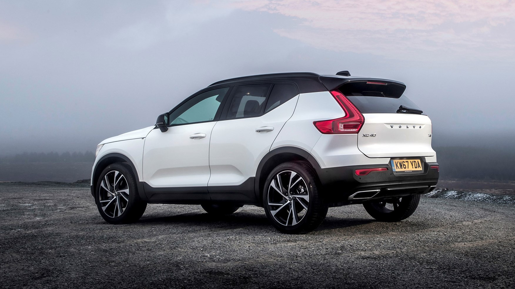 Volvo Xc40 Suv Review Specs Prices Pictures By Car Magazine