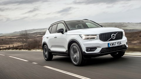 2019 Volvo XC40: Review, Specs, Price >> Volvo Xc40 Suv Review Specs Prices Pictures Car Magazine