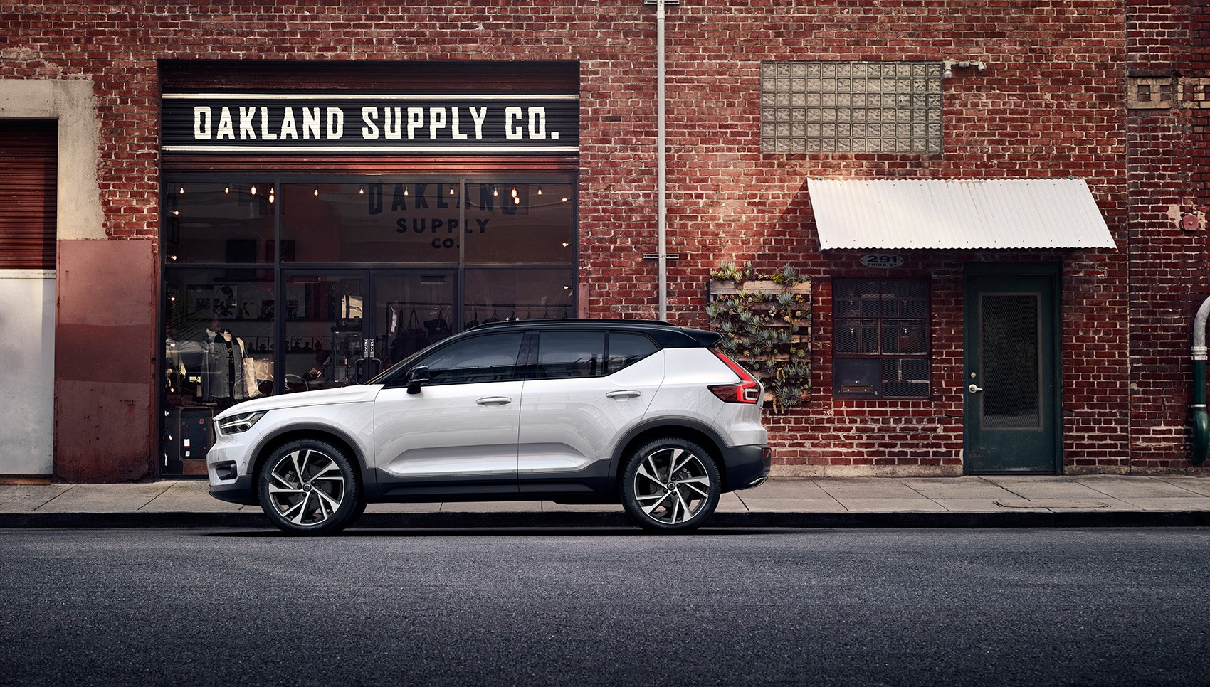 The new Volvo XC40 launch
