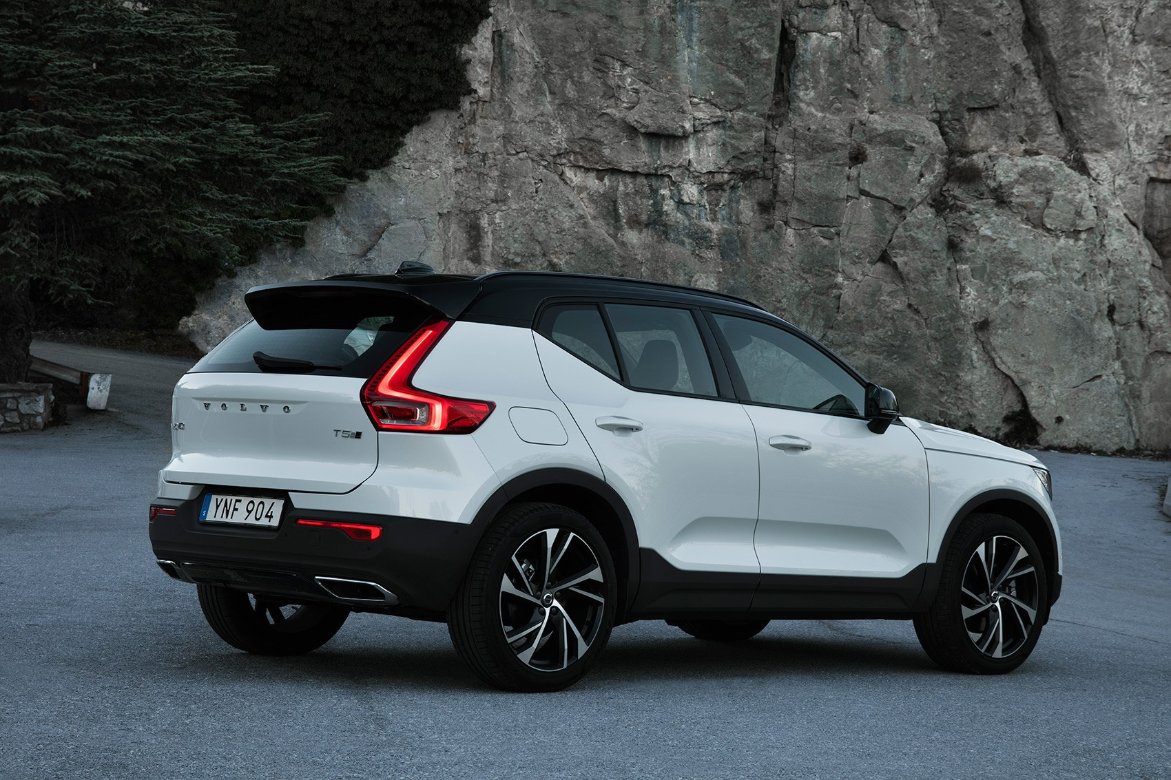 Volvo Xc40 2018 Review By Car Magazine