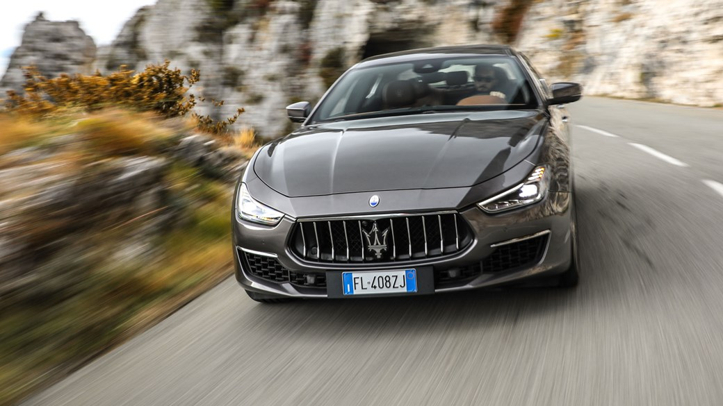 Maserati Ghibli 2018 Review
