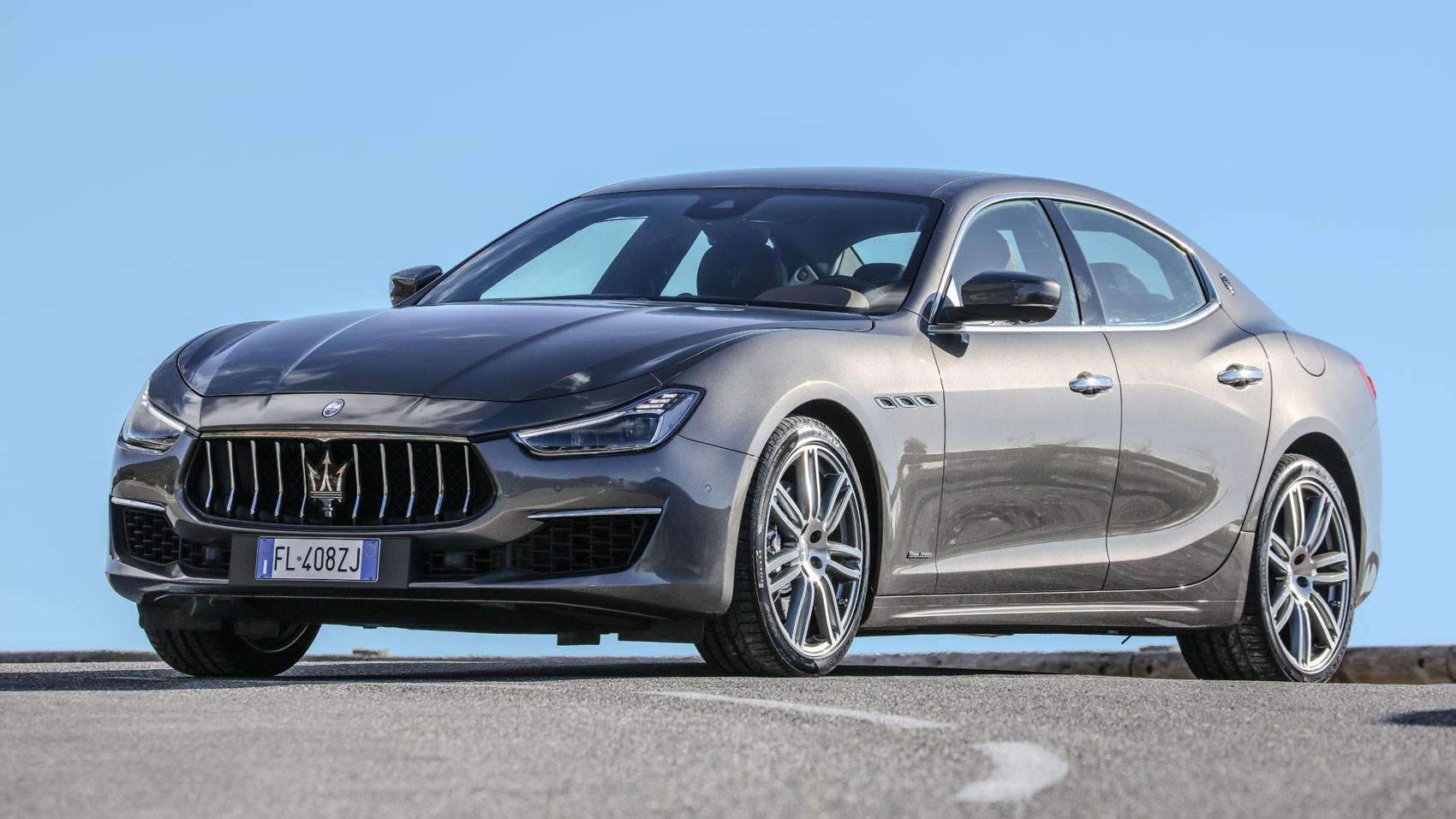 Maserati Ghibli Price >> Maserati Ghibli 2018 Review Car Magazine