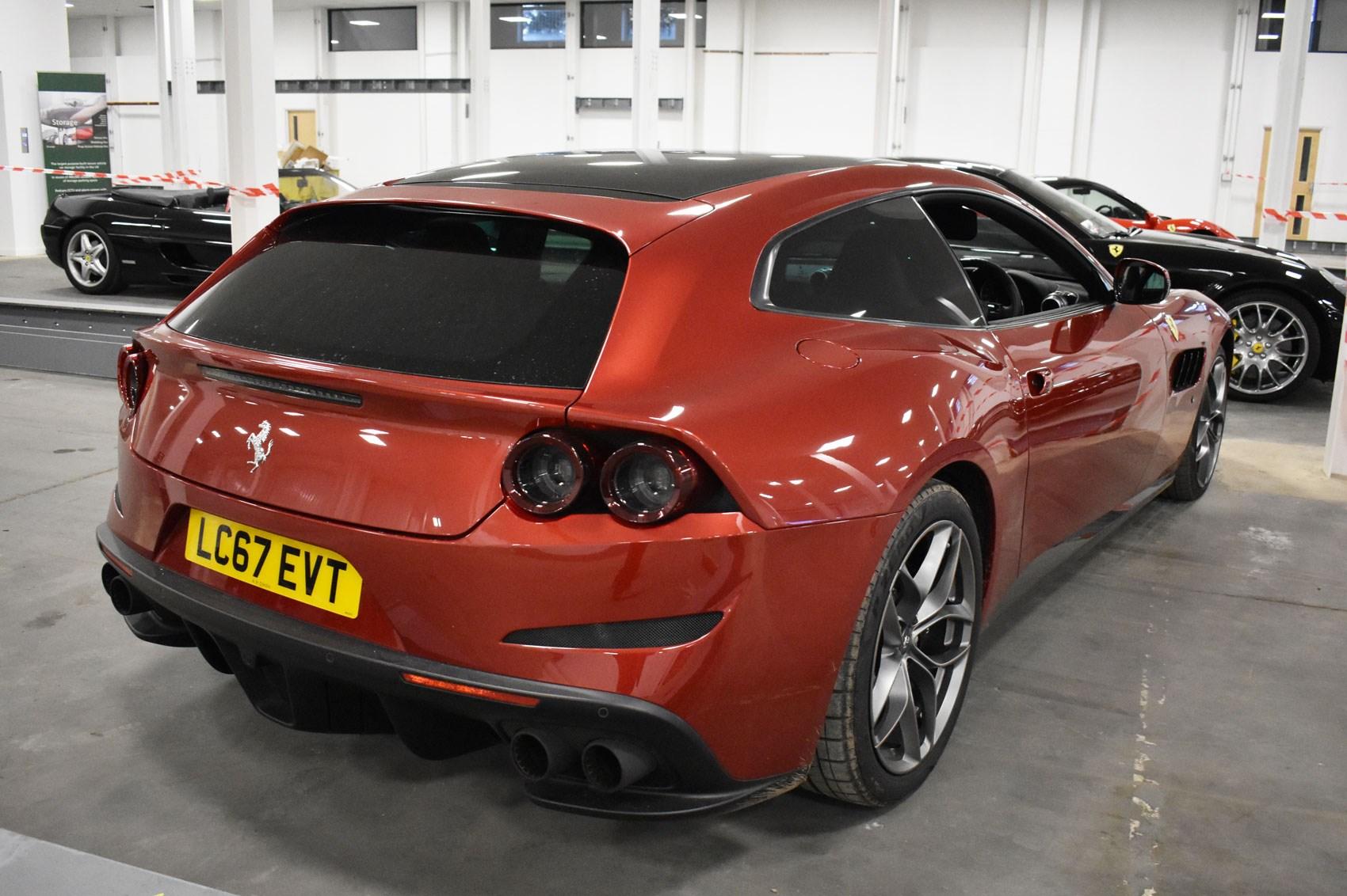 ferrarigtc4lusso Extraordinary Ferrari Mondial 3.4 T Review Cars Trend