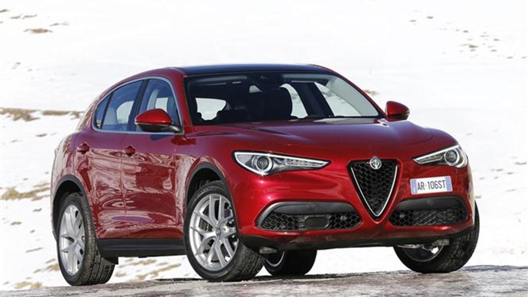 Meet The Nominees For Car Of Year 2018 Alfa Romeo Stelvio