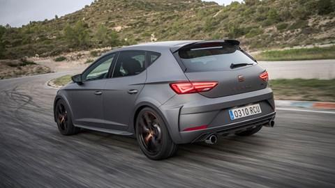 Seat Leon Cupra R >> Seat Leon Cupra R Review Needs More Spice Car Magazine