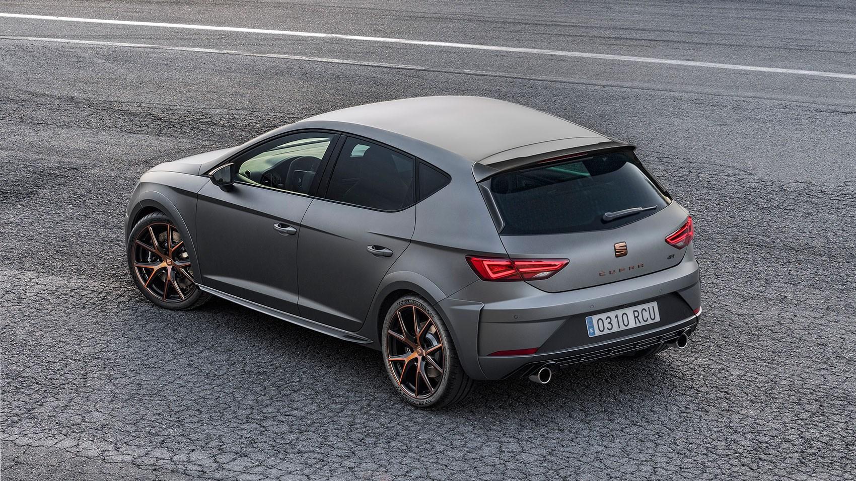 Zaktualizowano Seat Leon Cupra R review: needs more spice | CAR Magazine HG91
