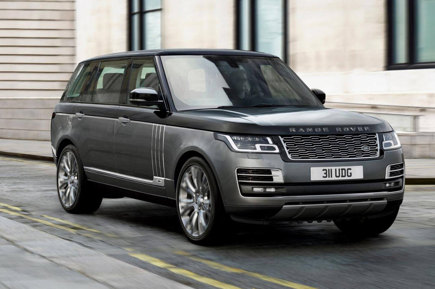 Range Rover Svautobiography Revealed At 2018 La Motor Show